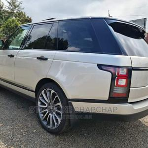 Land Rover Range Rover Vogue 2014 Silver | Cars for sale in Nairobi, Nairobi Central