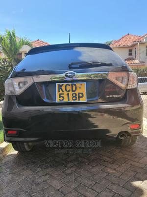 Subaru Impreza 2010 WRX Wagon Black | Cars for sale in Nairobi, Dagoretti