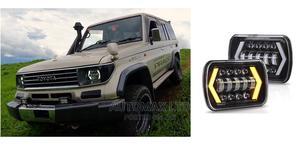 KZJ78: Toyota Land Cruiser Box Prado: LED Headlights | Vehicle Parts & Accessories for sale in Nairobi, Nairobi Central