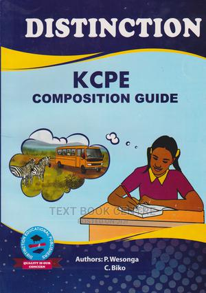 Distinction KCPE Composition Guide | Books & Games for sale in Nairobi, Nairobi Central