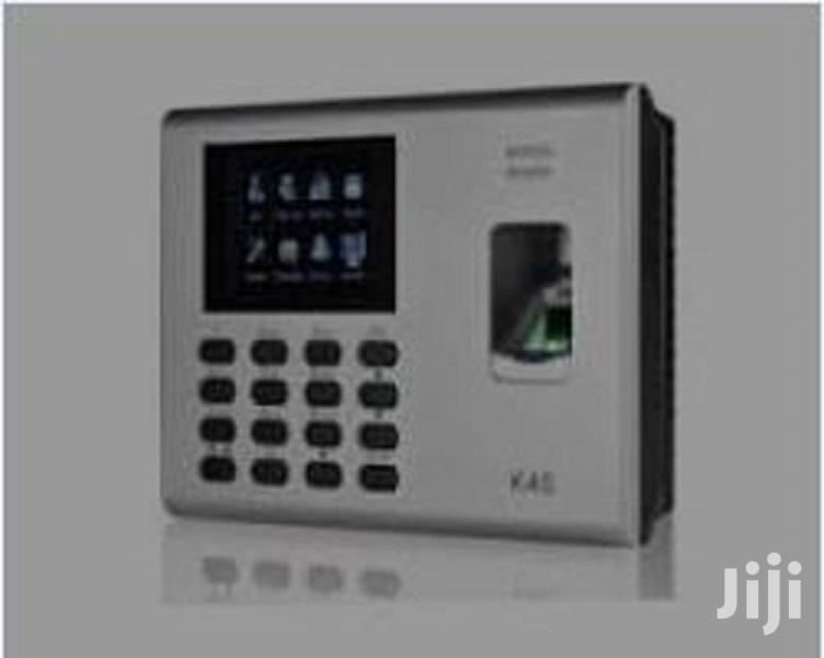 K40 ZK Teco Biometric Time Attendance System With Fingerprint ID