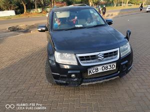 Suzuki Escudo 2009 Black   Cars for sale in Uasin Gishu, Eldoret CBD