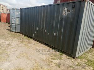 Empty 20ft Shipping Container   Manufacturing Equipment for sale in Nairobi, Utawala