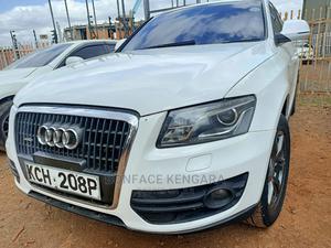 Audi Q5 2009 2.0 TFSi Quattro S-Tronic White | Cars for sale in Nairobi, Kilimani