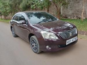 Toyota Premio 2007 Purple | Cars for sale in Nairobi, Ridgeways