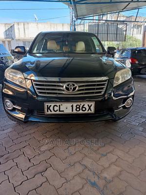 Toyota Vanguard 2012 Black | Cars for sale in Mombasa, Mombasa CBD