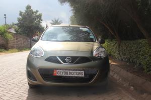 Nissan March 2014 Green | Cars for sale in Nairobi, Ridgeways