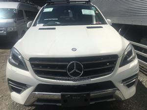 Mercedes-Benz M Class 2013 ML 350 4Matic White | Cars for sale in Mombasa, Tononoka