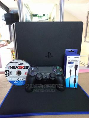 Playstation 4 Slim 500gb Free Fifa 20 | Video Game Consoles for sale in Nairobi, Nairobi Central