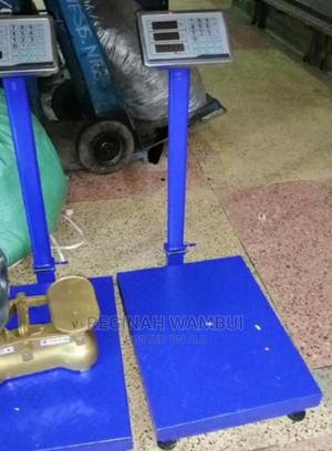 Digital Platform Weighing Scale 300kg Available | Store Equipment for sale in Nairobi, Nairobi Central