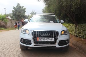 Audi Q5 2014 White | Cars for sale in Nairobi, Ridgeways