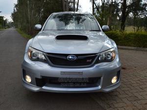 Subaru Impreza 2012 WRX Hatchback STI Silver | Cars for sale in Nairobi, Karen