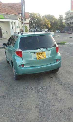 Toyota Ractis 2012 Green | Cars for sale in Mombasa, Tudor