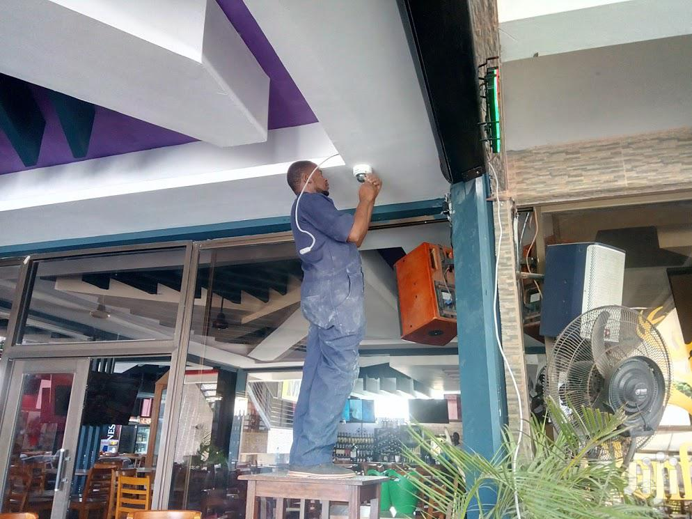 Archive: CCTV Installation And Maintenance