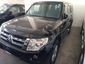 Mitsubishi Shogun 2013 Black   Cars for sale in Mombasa, Ganjoni