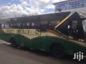 New 62 Seater Tata Bus