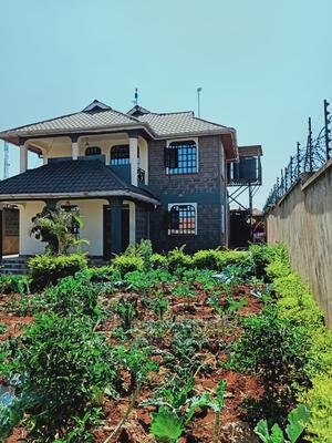 5bdrm Mansion in Ngoingwa, Thika for Sale | Houses & Apartments For Sale for sale in Kiambu, Thika