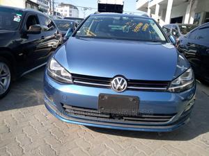 Volkswagen Golf 2014 Blue | Cars for sale in Mombasa, Mombasa CBD