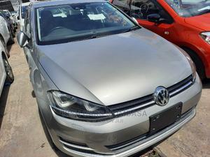 Volkswagen Golf 2014 Gold | Cars for sale in Mombasa, Mvita