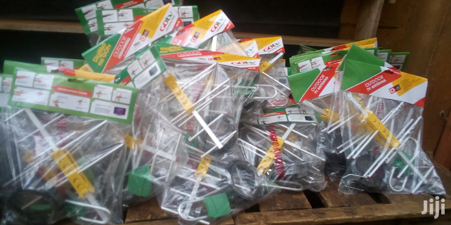 Go Tv Antennas Available | Accessories & Supplies for Electronics for sale in Kisii Central, Kisii, Kenya