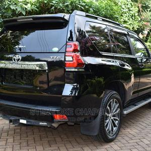 Toyota Land Cruiser Prado 2018 2.8 Black | Cars for sale in Nairobi, Nairobi Central