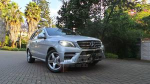 Mercedes-Benz M Class 2013 Silver   Cars for sale in Nairobi, Kilimani