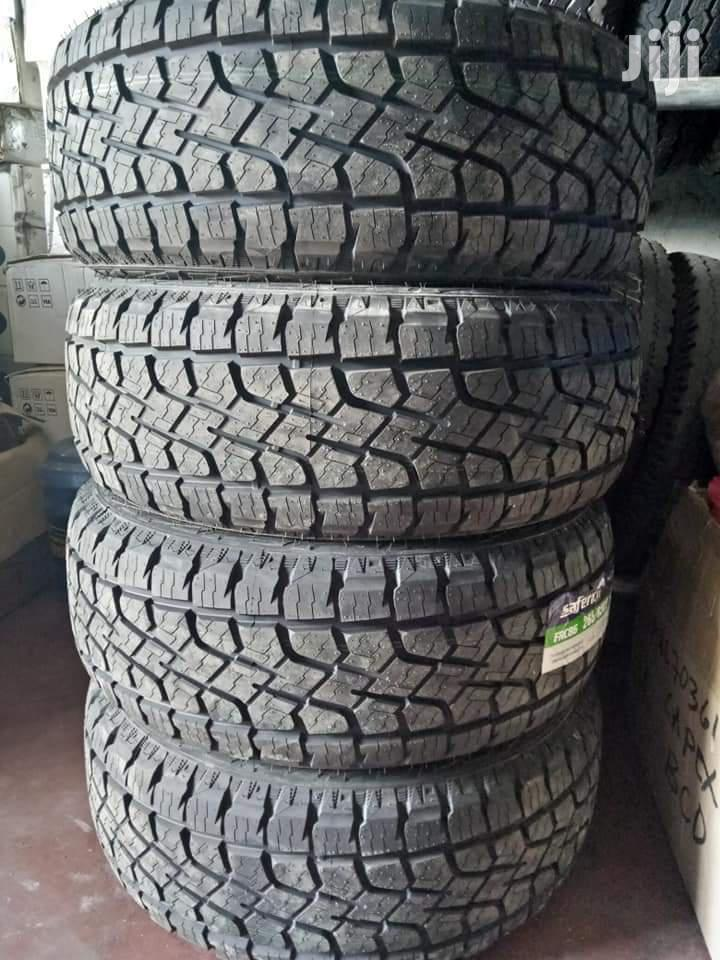 265/65/17 Saferich Tyres Is Made In China