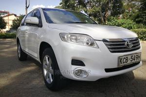 Toyota Vanguard 2007 White | Cars for sale in Nairobi, Nairobi Central