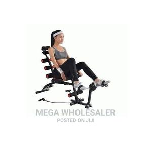 6 Pack Care Wondercore Exercise With Pedal | Sports Equipment for sale in Nairobi, Nairobi Central