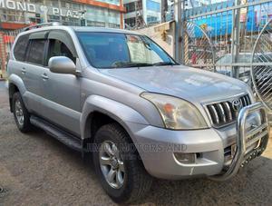 Toyota Land Cruiser Prado 2009 Silver | Cars for sale in Nairobi, Parklands/Highridge