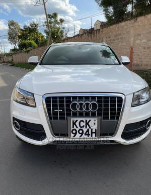 Audi Q5 2010 White | Cars for sale in Nairobi, Nairobi West