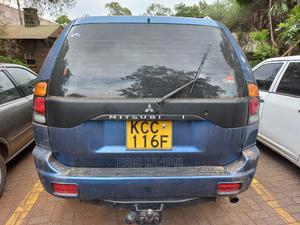 Mitsubishi Shogun 2007 Blue   Cars for sale in Nairobi, Nairobi Central