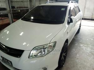 Toyota Fielder 2009 White | Cars for sale in Mombasa, Mombasa CBD