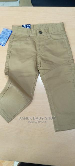 Trousers/ Kaki Trousers / Kids Kaki Trousers   Children's Clothing for sale in Nairobi, Nairobi Central