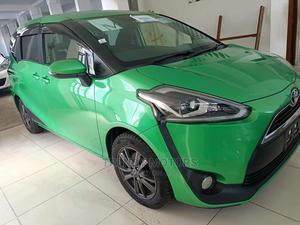 Toyota Sienta 2014 Green | Cars for sale in Mombasa, Ganjoni