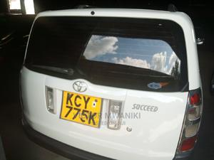 Toyota Succeed 2010 White | Cars for sale in Mombasa, Mombasa CBD