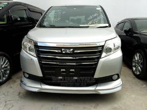 Toyota Noah 2014 Silver | Cars for sale in Mombasa, Ganjoni