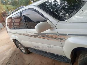 Toyota Land Cruiser Prado 2004 White | Cars for sale in Kitui, Township