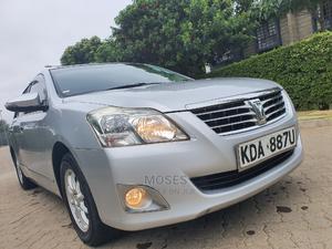 Toyota Premio 2014 Silver | Cars for sale in Nairobi, Ridgeways