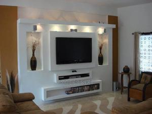 TV Wall Gypsum Design | Home Accessories for sale in Nairobi, Nairobi Central