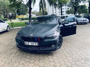 BMW 528i 2010 Black | Cars for sale in Nairobi, Kilimani