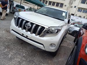 Toyota Land Cruiser Prado 2014 White | Cars for sale in Mombasa, Tononoka