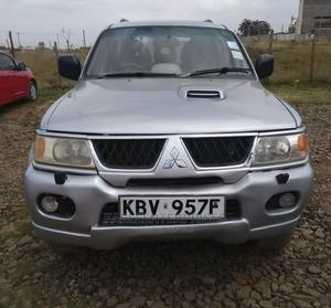 Mitsubishi Shogun 2005 Silver   Cars for sale in Nairobi, Kahawa West