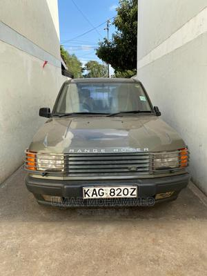 Land Rover Range Rover Vogue 2000 Green | Cars for sale in Nairobi, South C
