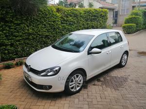 Volkswagen Golf 2012 Pearl | Cars for sale in Mombasa, Ganjoni