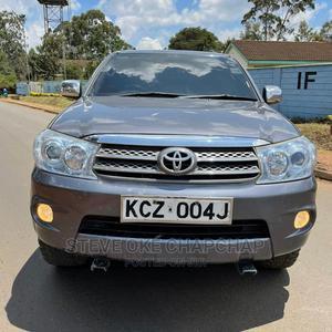 Toyota Fortuner 2011 Gray | Cars for sale in Nairobi, Nairobi Central