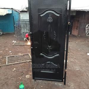 Black Door for Sale   Doors for sale in Nairobi, Komarock