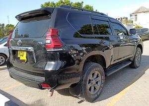 Toyota Land Cruiser Prado 2011 Black | Cars for sale in Mombasa, Mombasa CBD