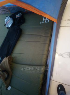 Inflatable Camping Mattress   Camping Gear for sale in Nairobi, Ngara