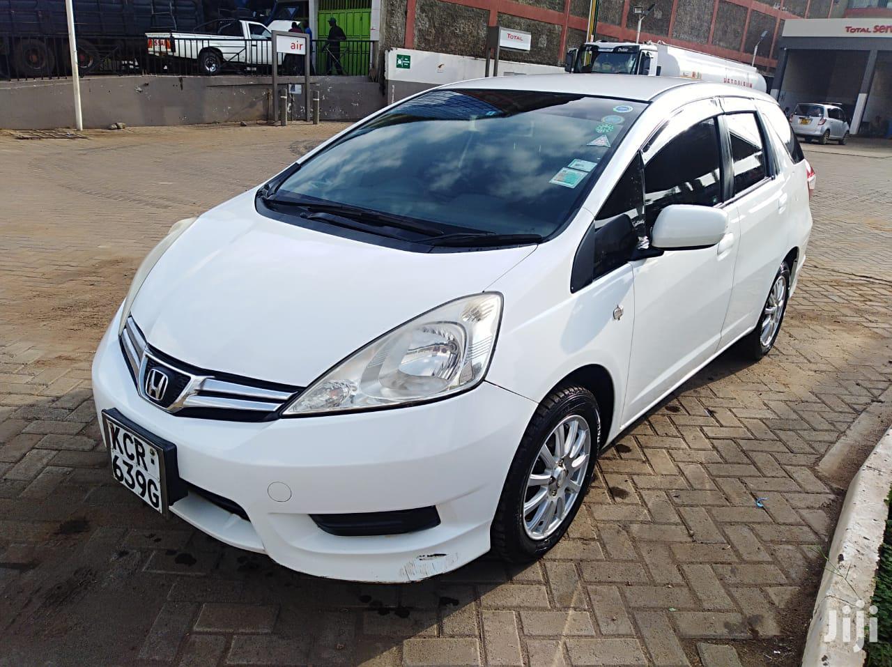 Honda Shuttle 2011 White in Nairobi Central - Cars, Anthony Njuguna   Jiji.co.ke for sale in ...